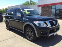 Nissan Certified, AWD, ABS brakes, Active Cruise