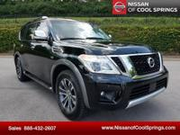 This Armada is Nissan Certified Pre-Owned, Still Under
