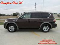 This 2017 Nissan Armada SV is proudly offered by