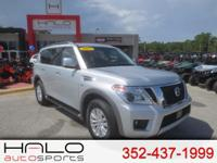 2017 NISSAN ARMADA WITH 3RD ROW SEATS AND DRIVERS