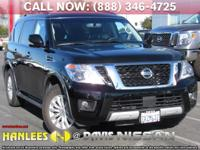 Options:  2017 Nissan Armada Sv|Check Out This