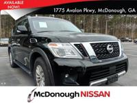 Come see this 2017 Nissan Armada SV. Its Automatic
