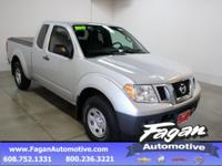 Brilliant Silver 2017 Nissan Frontier **ONE OWNER **,
