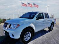 This 2017 Nissan Frontier SV is a great option for