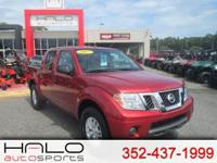 2017 NISSAN FRONTIER CREW CAB PICK UP - SV PACKAGE- WHY