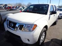 SV V6 trim. Nissan Certified, GREAT MILES 106! PRICED
