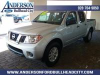 New Price! Brilliant Silver 2017 Nissan Frontier S RWD