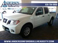 New Price! Brilliant Silver 2017 Nissan Frontier SV RWD