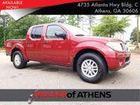 Check out this 2017 Nissan Frontier SV V6. Its