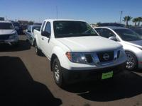This 2017 Nissan Frontier S is proudly offered by