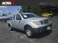 2017 Nissan Frontier, key features include:  Electronic