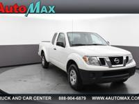 This 2017 Nissan Frontier S is offered to you for sale