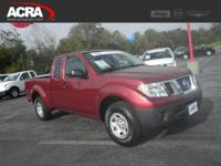 Used Nissan Frontier, options include:  Electronic