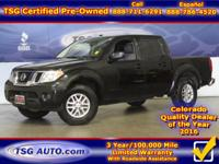 **** JUST IN FOLKS! THIS 2017 NISSAN FRONTIER SV HAS