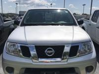 Step up to our Carfax One Owner, 2017 Nissan Frontier