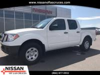 This outstanding example of a 2017 Nissan Frontier S is