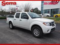 New Price! White 2017 Nissan Frontier SV RWD 5-Speed