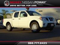 Nissan Certified. Crew Cab! Gasoline! Want to save some