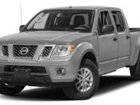 This 2017 Nissan Frontier 4dr 2017.5 Crew Cab 4x4 SV V6