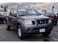 Options:  2017 Nissan Frontier Sv|4X2 Sv 4Dr Crew Cab 5