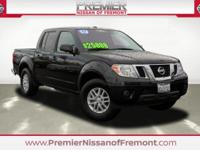 Options:  2017 Nissan Frontier Sv|Automatic|Magnetic