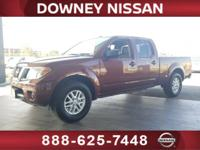 NISSAN CERTIFIED PRE-OWNED !!! LONG BED !!! 4X4