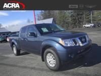 2017 Nissan Frontier, key features include:  Alloy