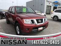 Cayenne Red 2017 Nissan Frontier ***ANOTHER FLETCHER
