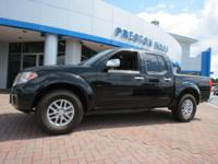2017 Nissan Frontier SV RWD Black 5-Speed Automatic