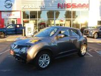 2017 Nissan Juke S Sale price after $450 Nissan