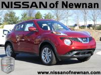 CARFAX One-Owner. Clean CARFAX. Cayenne Red 2017 Nissan