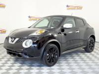 2017 Nissan Juke SV I4 Odometer is 14370 miles below
