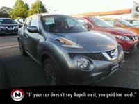 This terrific-looking 2017 Nissan Juke is the rare