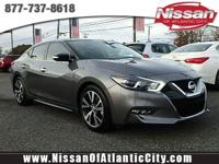 Check out this 2017 Nissan Maxima SL. Its Variable