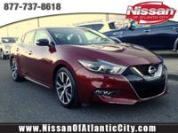 Look at this 2017 Nissan Maxima S. Its Variable