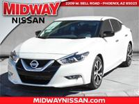 2017 Nissan Maxima 3.5 S 30/21 Highway/City MPG