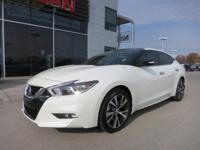 Options:  2017 Nissan Maxima Sl ***Highlights*** Carfax