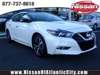 Come see this 2017 Nissan Maxima SL. Its Variable