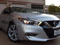 Rest assured, once you take this Nissan Maxima home you