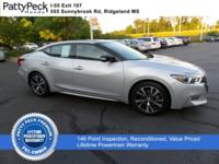 New Price! Clean CARFAX. Lifetime Powertrain Warranty,
