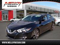 This outstanding example of a 2017 Nissan Maxima