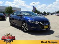 2017 Nissan Maxima 3.5 S 30/21 Highway/City MPG The