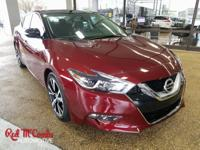 Safe and reliable, this Used 2017 Nissan Maxima SV lets