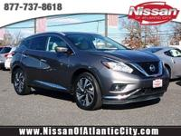 Check out this 2017 Nissan Murano Platinum. Its