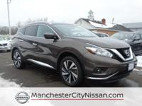 ONE OWNER, NAVIGATION, Murano Platinum, 4D Sport