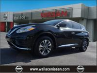 Certified. CARFAX One-Owner. Clean CARFAX.Murano S, 4D
