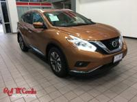 Drivers only for this sleek and agile 2017 Nissan