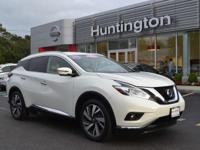Check out this gently-used 2017 Nissan Murano we