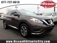 Look at this 2017 Nissan Murano S. Its Variable