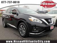 Look at this 2017 Nissan Murano SV. Its Variable